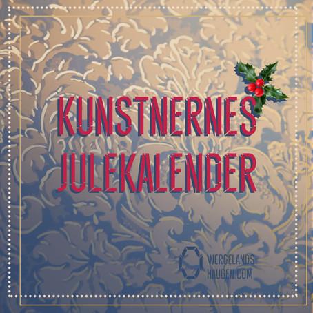 KUNSTNERNES JULEKALENDER 01.-24.12