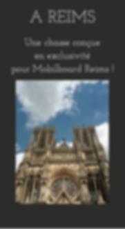 Chasse au trésor Mobilboard Reims