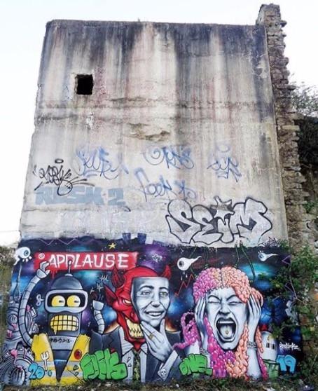 Quimper, le nouveau Brooklyn - Carte participative de street art - Partie 2 - Périphérie