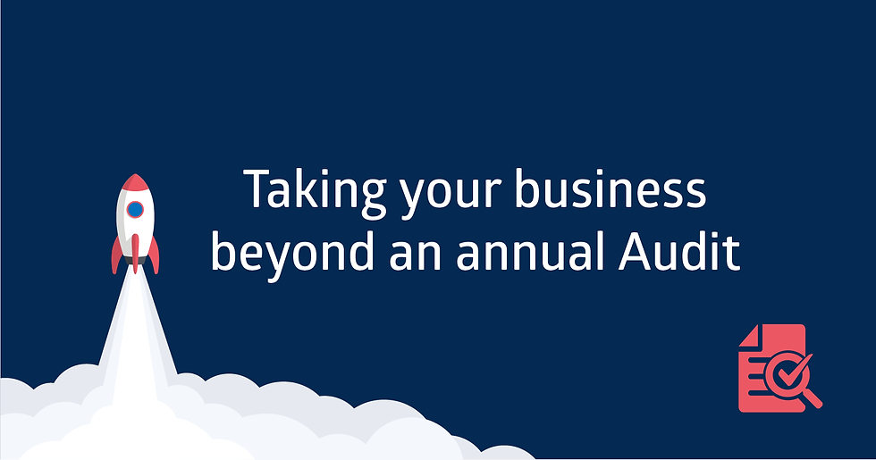 Embark Consulting Beyond and Annual Audi