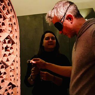 Gabrielle Lesage Art Plus Galerie Alexis Renard Visite Snesorielle