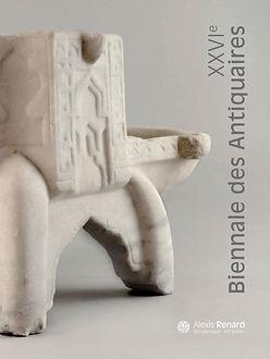 Biennle des Antiquaires Paris Alexis Renard Gabrielle Lesage