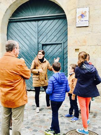 Chasse au trésor Quimper centre-ville Le Fabuleux Trésor du Roi Gradlon