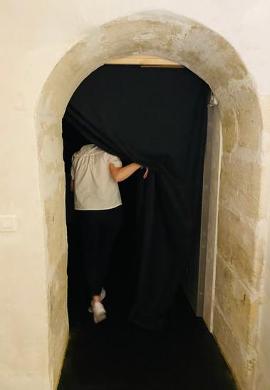Lumiere Noire Galerie Alexis Renard Gabr