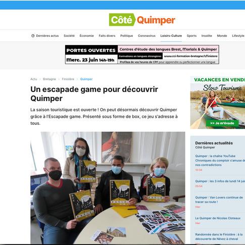 Cote Quimper Juin 2021 Gabrielle Lesage