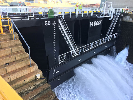 Contract Award: Embark awarded HAZID & HAZOP study for QEII & Langton Dry Docks