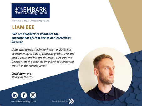 Embark Consulting Appoints New Operations Director