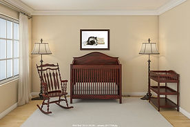 Sample of Baby Room