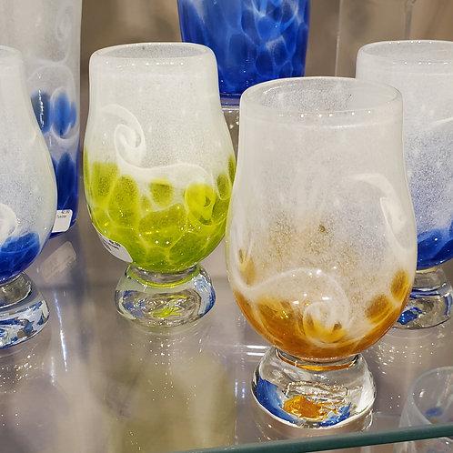 Starry Night Whisky Tasting Glass