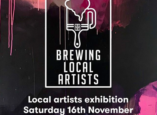 BREWING LOCAL ARTISTS