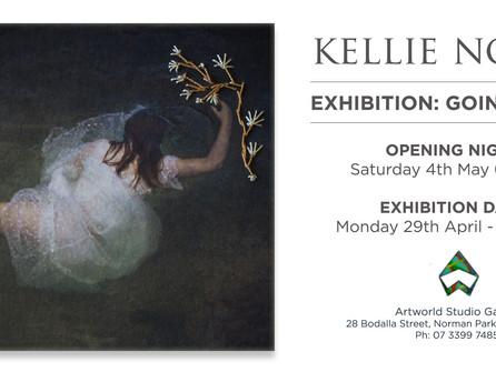 NEW Exhibition - GOING DEEPER @ Art World Gallery