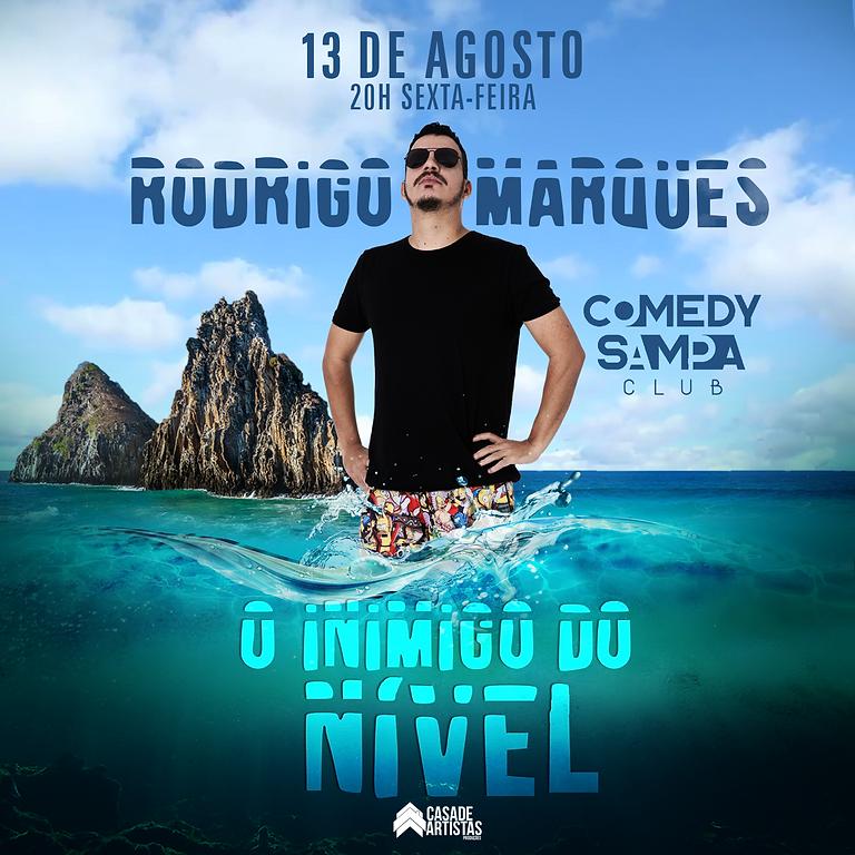 Rodrigo Marques - O INIMIGO DO NÍVEL