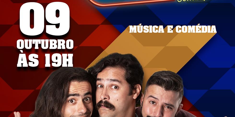CONFRARIA COMEDY - Música e Comédia