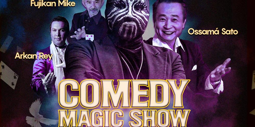 MISTER M - Comedy Magic Show