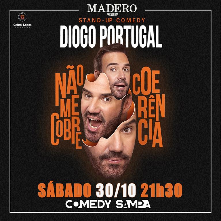 DIOGO PORTUGAL - Não Me Cobre Coerência