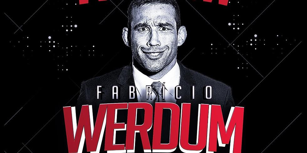 FRITADA - com Fabrício Werdum