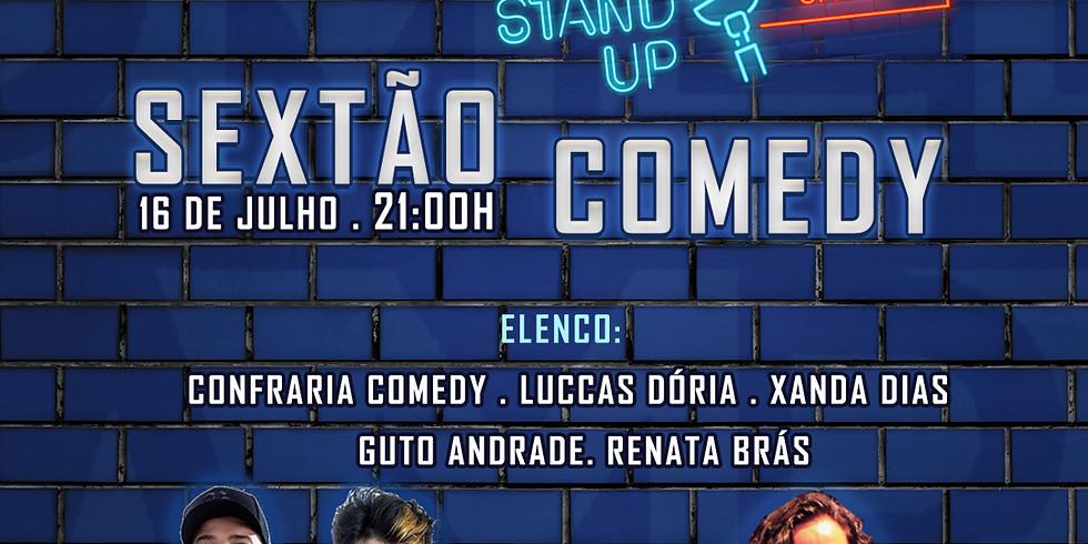 SEXTÃO COMEDY