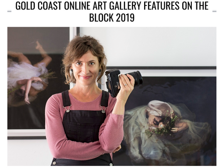 GOLD COAST Online Art Gallery       Art Lovers Australia Features on The Block 2019