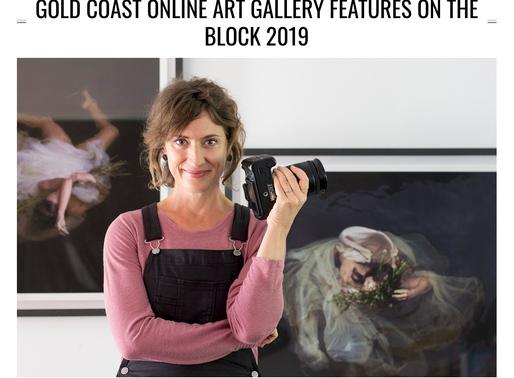 GOLD COAST Online Art Gallery       Art Lovers Australia Features on The Block 2019