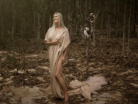 Julie Tengdahl - Brisbane Portrait Prize Piece