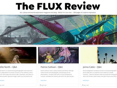 The Flux Review - Kellie North Q&A