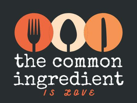 The Common Ingredient--LOVE