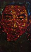 붉은 초상. 36x60.4cm.옻칠, 2019.jpg