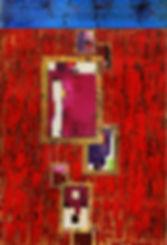정광복 제목 여덟개의 파란 팔레트.60.5x90Cm.재료-옻칠.jpg