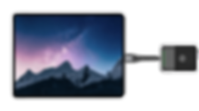 wireless presentation ipad