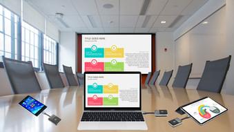 wireless presentation byod