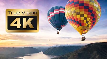 Ultra HD 4K Resolution