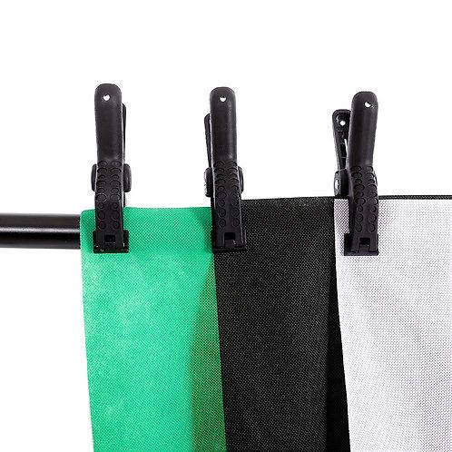 Vamery 1.6*3m White Non-woven Fabrics White