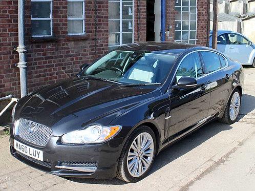 2010 Jaguar XF 3.0d V6 74,357 miles Premium Luxury 240 Auto Diesel 4dr Saloon -