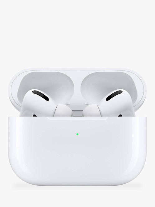 Apple - AirPods Pro with Wireless Charging Case