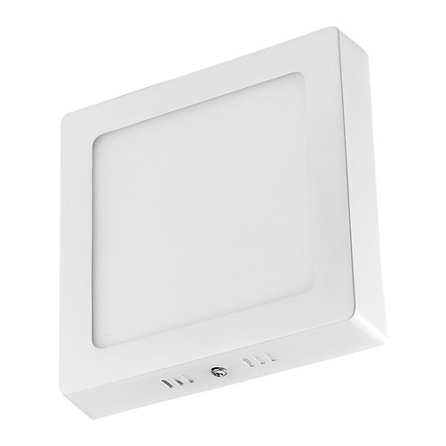 18W Square Super Bright LED Flush Mounted Ceiling Light Fixtures