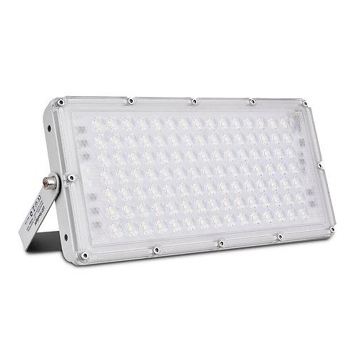 Modular LED Floodlight 100W Outdoor Security Light Cool