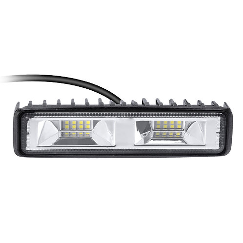 48W 16 beads LED word with reflector car light, LED work light SUV Jeep lamp. Su