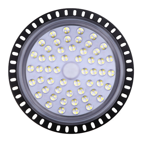 LED High Bay UFO Light 200W Industrial Warehouse Commercial Lamp