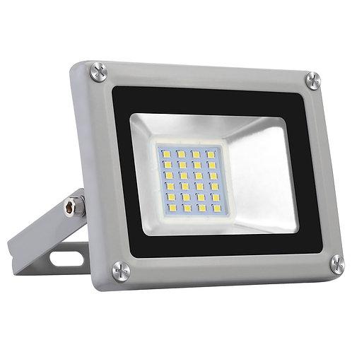 20W LED Floodlight Cool White Security Flood Light