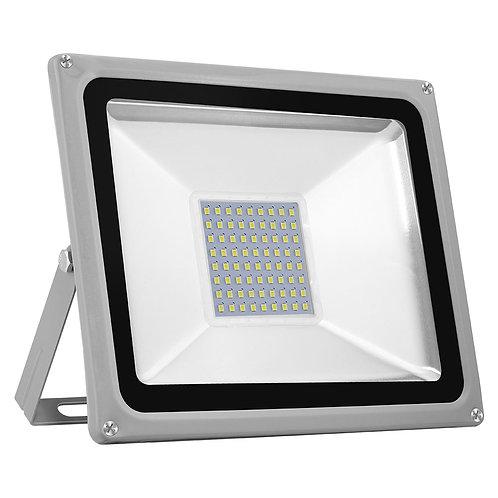 50W LED Floodlight Cool White Security Flood Light