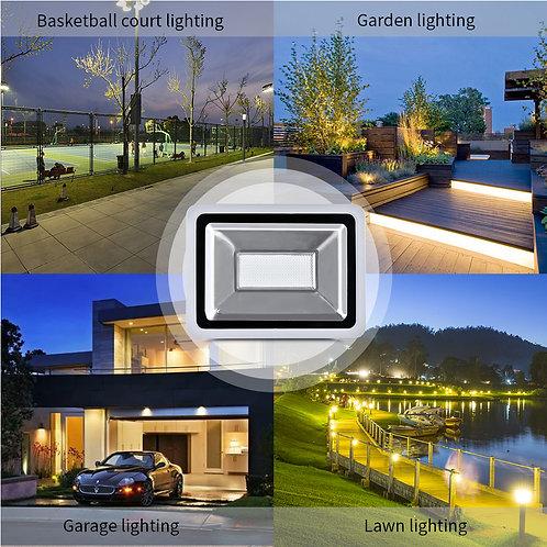 300W LED Floodlight Cool White Security Flood Light