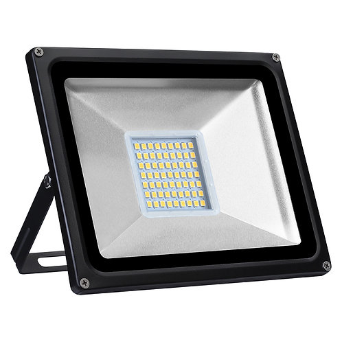 30W LED Floodlight Warm White Security Flood Light