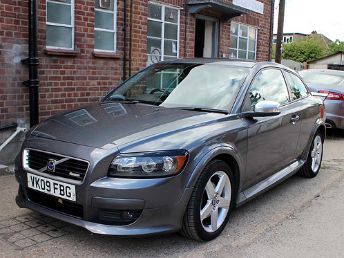 2009 Volvo C30 Coupe 1.6 R-Design Sport 2dr Petrol Leather Air Con Full Service