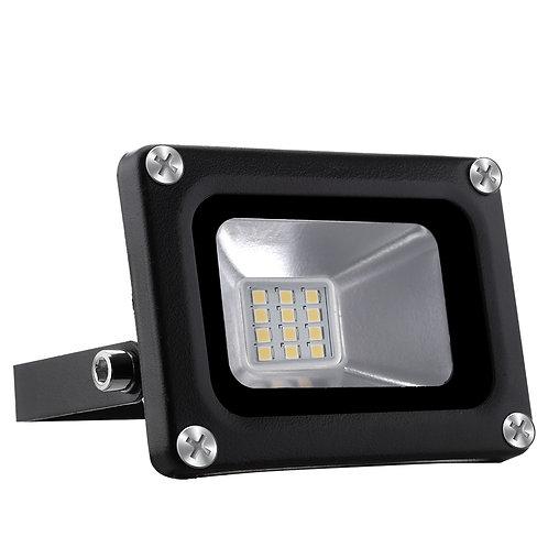 10W LED Floodlight Warm White Security Flood Light