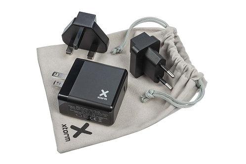 Xtorm - USB-C PD (65W) Volt Laptop Global Travel Charger