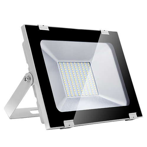 100W Fifth Generation Flood Light Super Thin Cold White Ordinary 220V