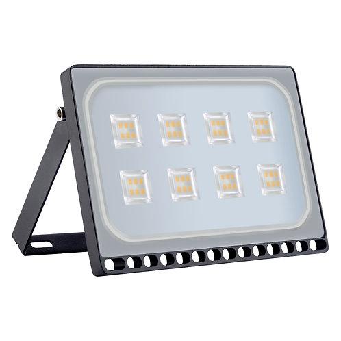 Ultra-SLIM 50W LED Floodlight Spotlight Flood Lights Outdoor Security Warm White