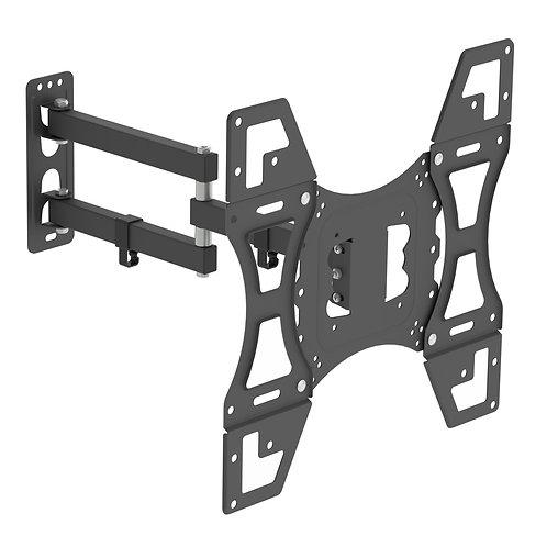 """LEADZM 26-55"""" Adjustable Wall Mount Bracket Rotatable TV Stand TMX9003"""