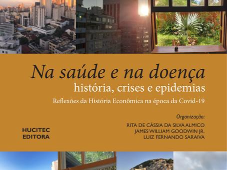 """Novo livro: """"Na saúde e na doença"""" (Hucitec), com capítulos sobre epidemias na Grécia antiga"""