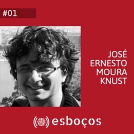 """""""Podcasts da Esboços"""" sobre História Global e História Romana, com Zé Knust (docente, IFF)"""